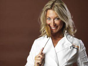 Stefania Buscaglia giornalista food