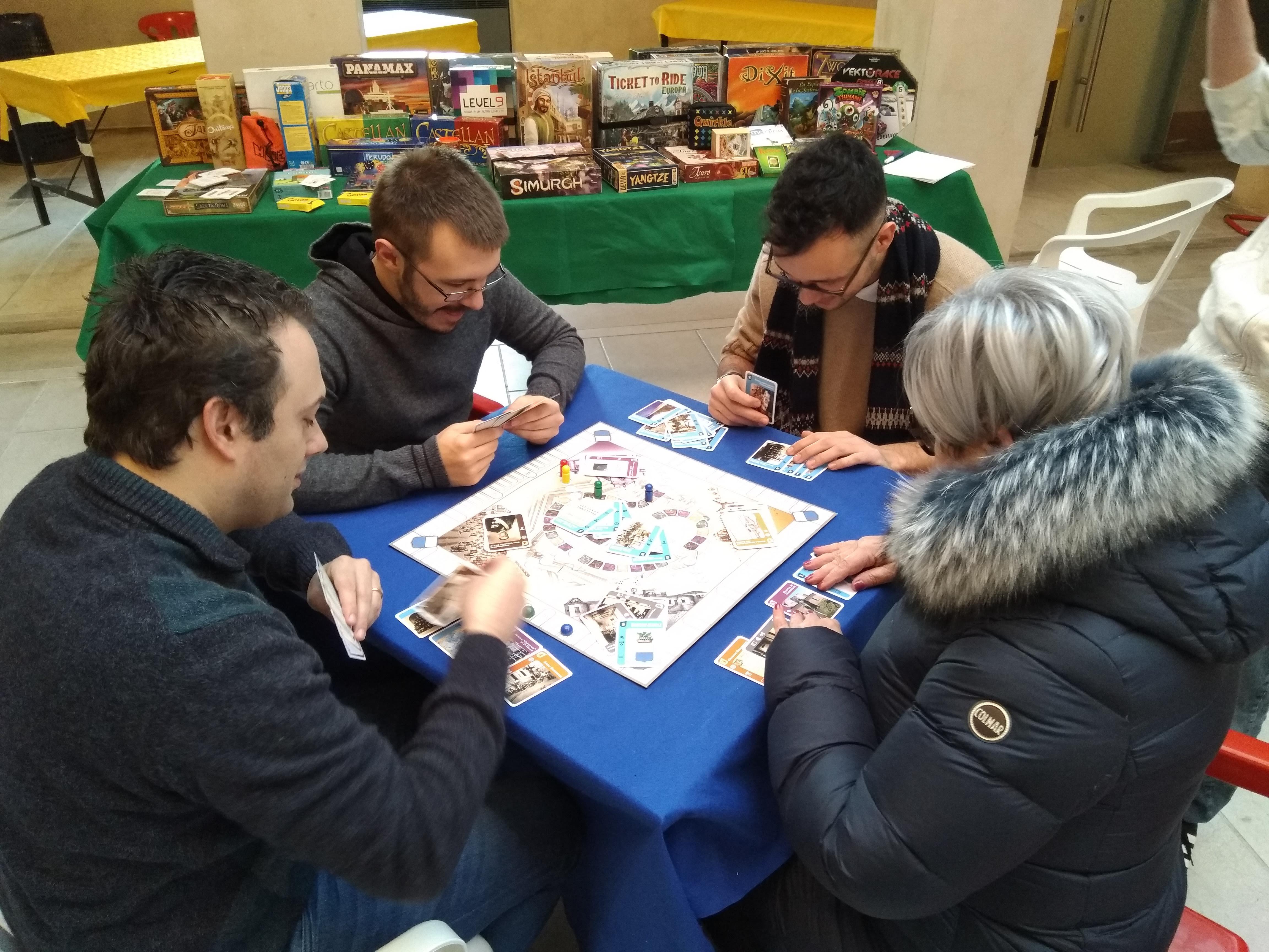 gioco da tavolo orzinuovi, gioco sulla città di orzinuovi