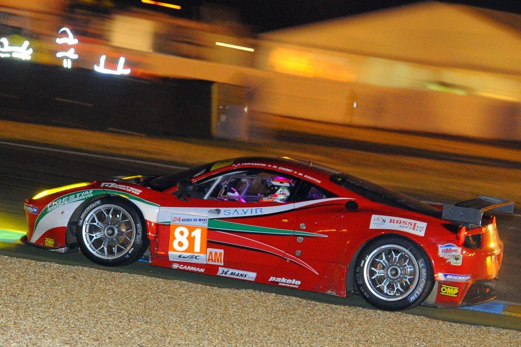 Niki Cadei Sarnico Paratico Le Mans 2012