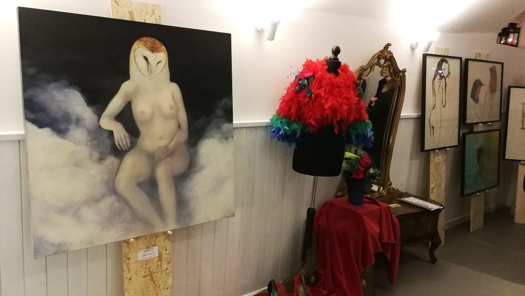Francesca Marini Aru Gallery Palazzolo