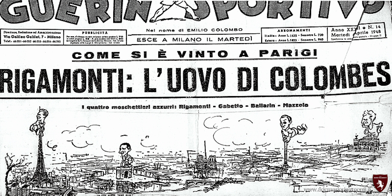 Mario Rigamonti Grande Torino